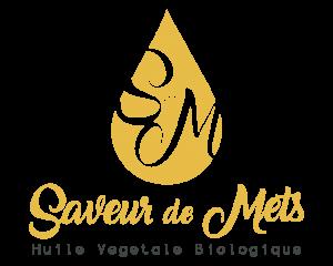Logo Saveur de mets PNG